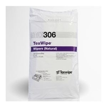 Picture of TexWipe® TX306 Dry Cotton Cleanroom Wipers, Non-Sterile