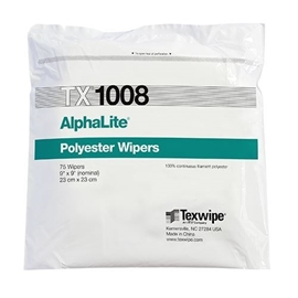 Picture of AlphaLite® TX1008 Dry Cleanroom Wipers, Non-Sterile
