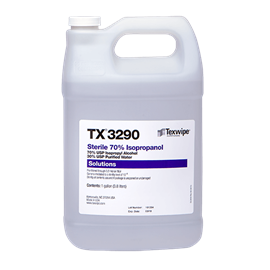 Picture of Sterile  70% Isopropyl Alcohol TX3290