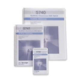 Picture of TexWrite® Cleanroom Spiral Notebooks