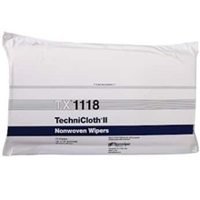 Picture of TechniCloth® II TX1118 Dry Nonwoven Cleanroom Wipers, Non-Sterile