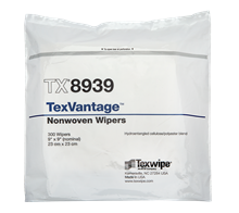 Picture of TexVantage™ TX8939 Dry Nonwoven Cleanroom Wipers, Non-Sterile